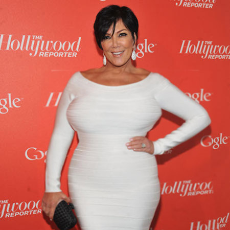Kris Jenner Weight Gain by incredibleB