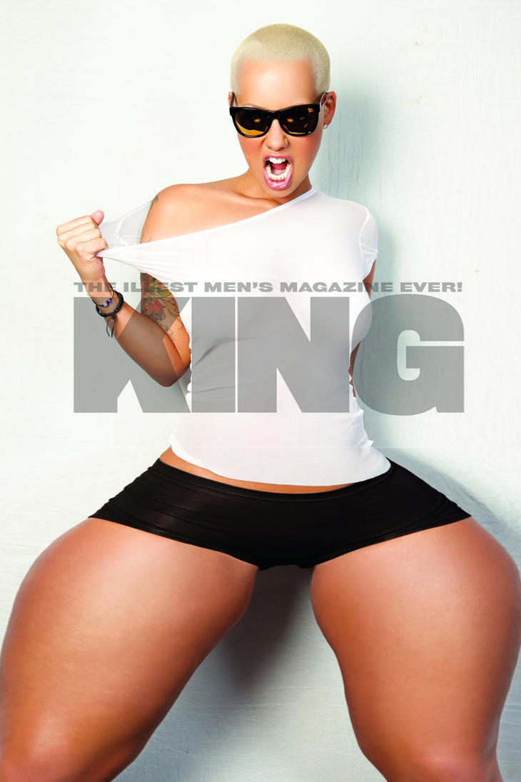 Amber Rose Thunder Thighs 2 by incredibleB