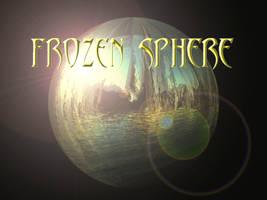 'Frozen Sphere' logotype by DoctorV23