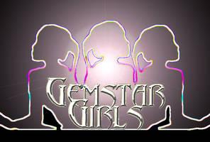 Gemstargirls logo colour by DoctorV23