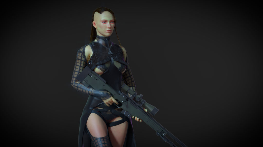 Cyberpunk Recon