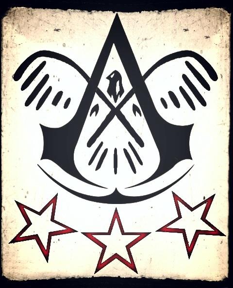 Assassins creed 3 custom symbol by Eddmspy