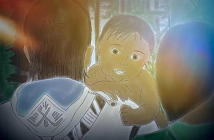 Baby David Kenway Paradox Rising by Eddmspy