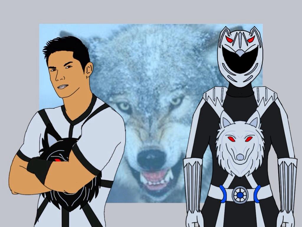 Jacob Sorge! Wolf elemental ranger!!! by Eddmspy