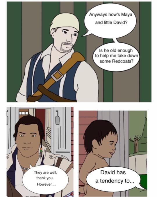 David Doesn't Want a Bath Part 2 by Eddmspy