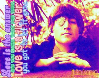 John Lennon 6 by Beatles4Ever