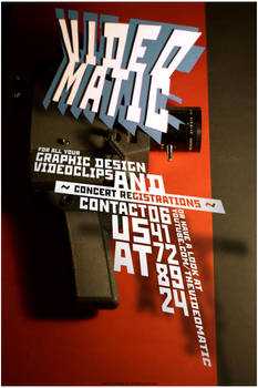 VideoMatic new Poster