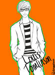 1D: Louis Tomlinson