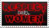 Respect Women by silent33