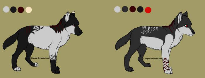 .:Breed:. Puppys skeletonthe