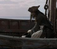 Jack Sparrow by giney-kill