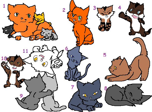 Warrior Cats Hawkfrost Quiz