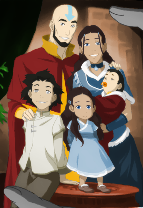 A Family Portrait by circlestreet