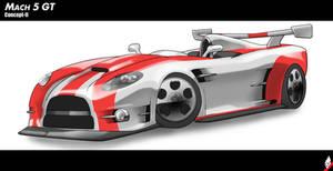 Mach 5 GT Concept 2