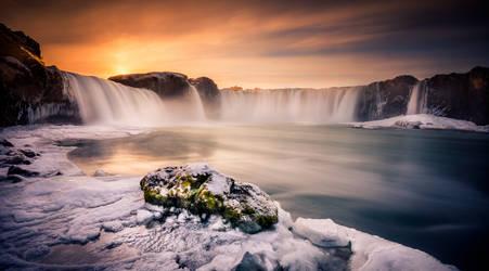 Waterfall of the Gods by derek-k