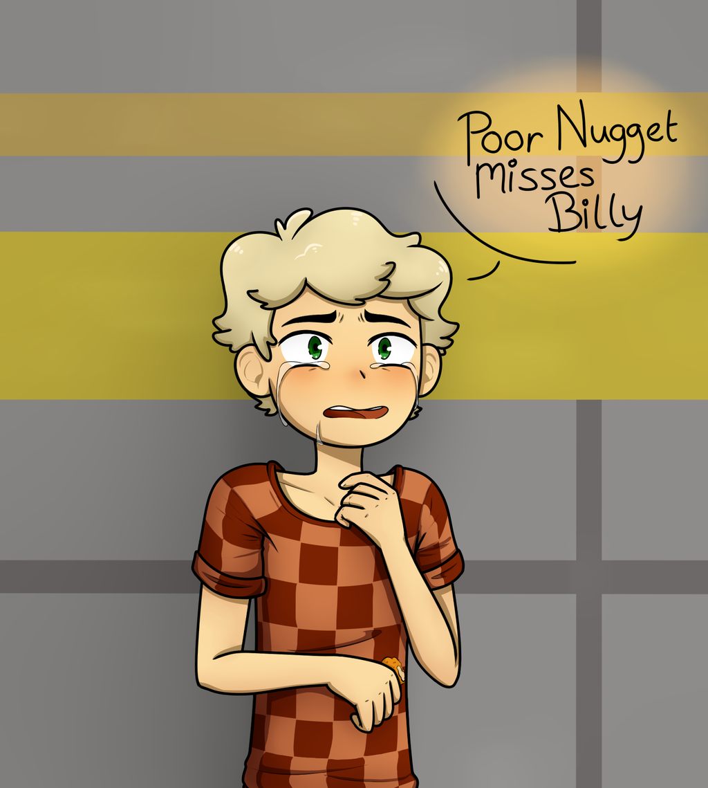 Nugget By SuperScaryDinosaur On DeviantArt