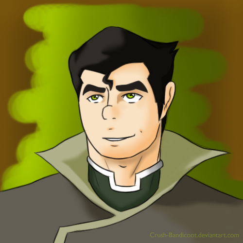 Bolin Stare by Crush-Bandicoot