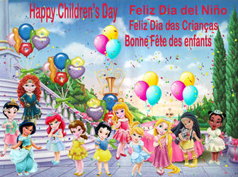 Children's Day by febogod11