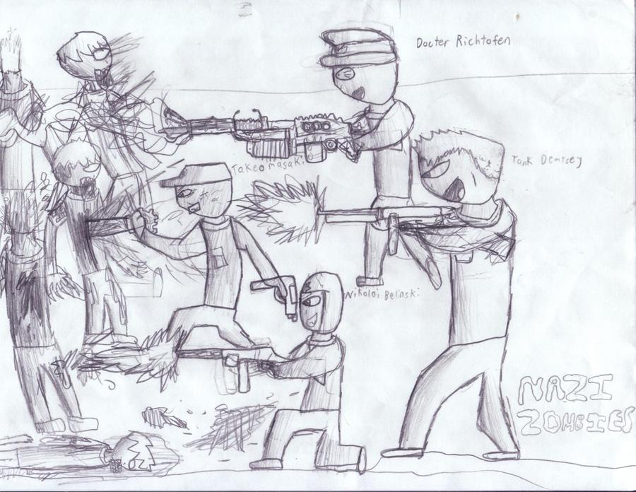 how to get tesla gun nazi zombies cod ww2