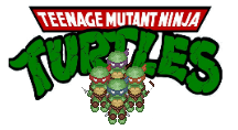 TEENAGE MUTANT NINJA TURTLES - PIXEL ART by IzId0r