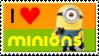 I love Minion by TheAskewBox