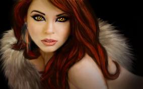 Shewolf by Nevlaithiel