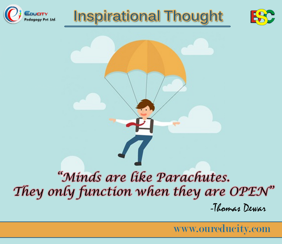 Inspirational Thought For The Day Inspirational Thought Of The Day  Oureducityeducitypedagogy