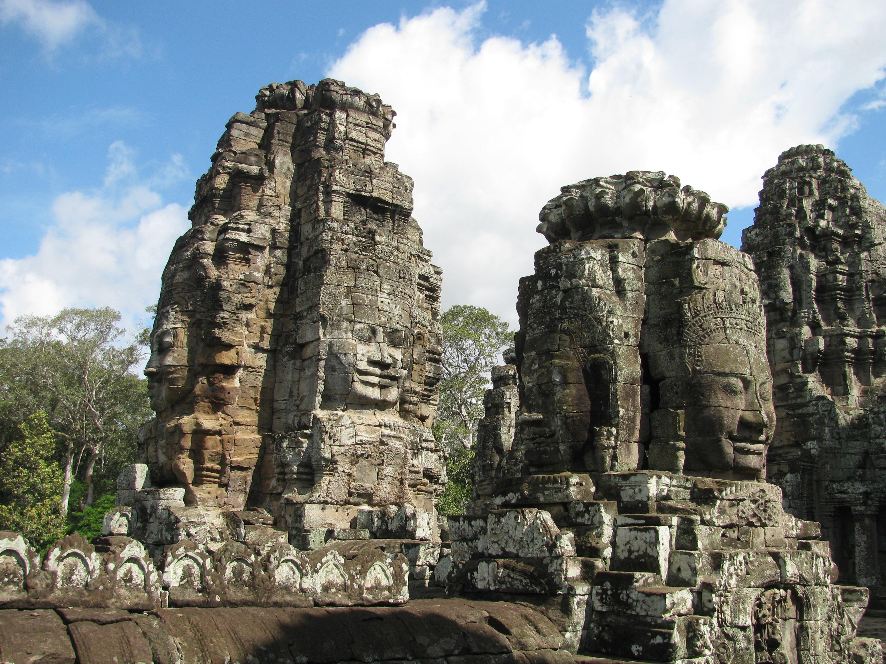 Cambodia - Angkor Wat 3 by solarka-stock