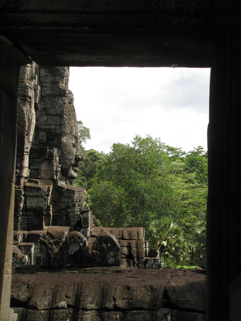 Cambodia - Angkor Wat 5 by solarka-stock