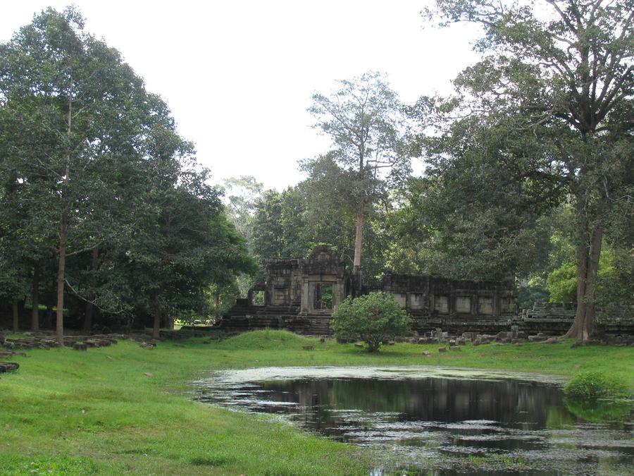Cambodia - Angkor Wat 9 by solarka-stock