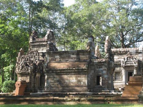 Cambodia - Angkor Wat 12