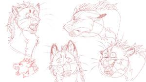 Even more sketches