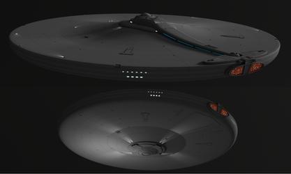 Enterprise by Deliciusman