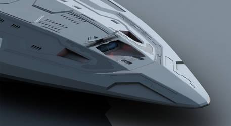 X-308 Reboot by Deliciusman