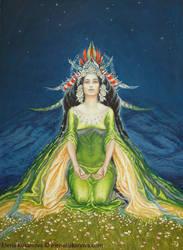 A Song of Yavanna by EKukanova
