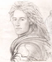 Character sketch- Aegnor