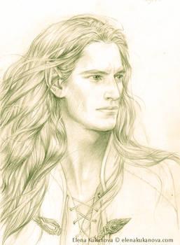 Character sketch- Angrod