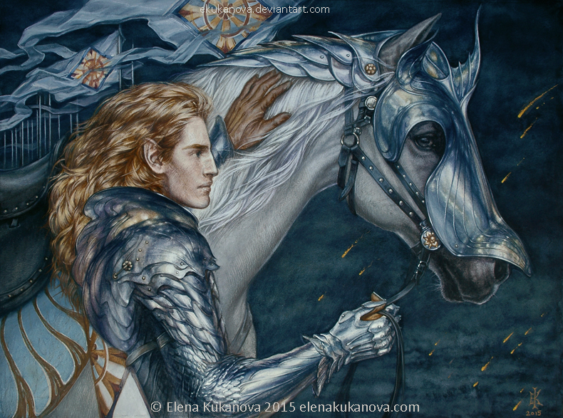 Wind of the North by EKukanova