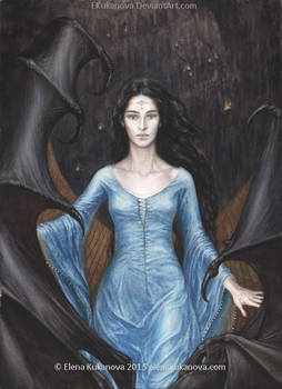 Luthien before Morgoth