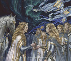 Lord of the Third House in Middle-Earth by EKukanova