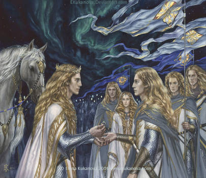 Lord of the Third House in Middle-Earth