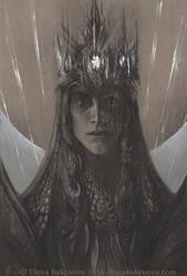 Morgoth by EKukanova