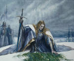 King of the Valinorian Noldor