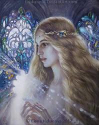 Princess of Nargothrond by EKukanova