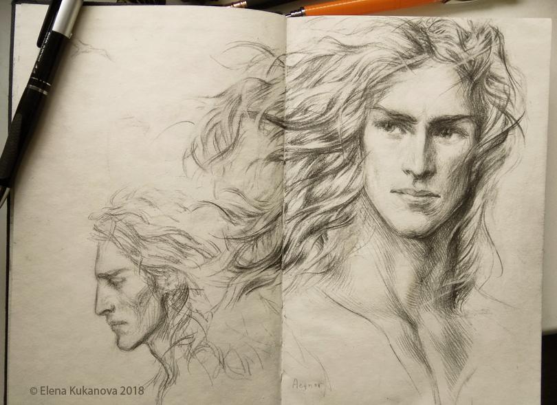 Aikanaro -sketch