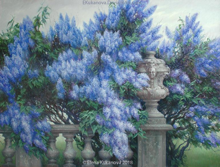 Lilac by EKukanova