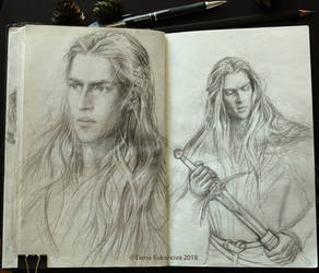 Angrod -sketch