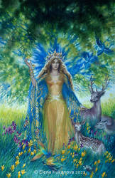 Queen of the Earth