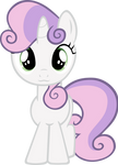 Sweetie Bell enchant with adorableness