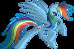 Rainbow Dash the Spirit of Loyalty